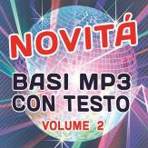 Basi Mp3 con testo volume 2