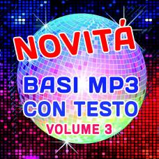 Basi Mp3 con testo volume 3